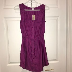 NWT American Eagle Outfitters Purple Sundress